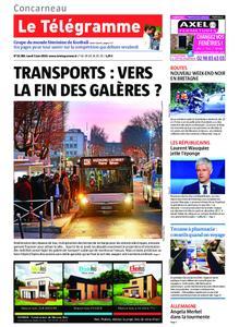 Le Télégramme Concarneau – 03 juin 2019