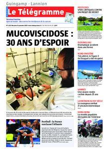 Le Télégramme Guingamp – 08 septembre 2019