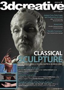 3DCreative No.071 - July 2011