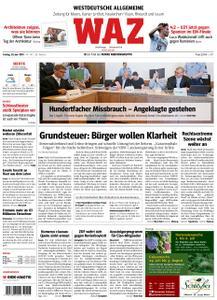 WAZ Westdeutsche Allgemeine Zeitung Moers - 28. Juni 2019