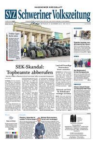 Schweriner Volkszeitung Hagenower Kreisblatt - 27. November 2019