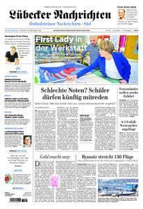 Lübecker Nachrichten Ostholstein Süd - 12. September 2018