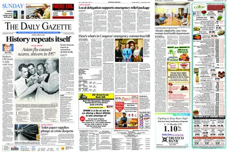 The Daily Gazette – March 15, 2020