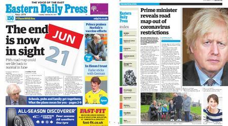 Eastern Daily Press – February 23, 2021