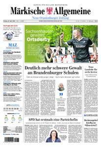 Neue Oranienburger Zeitung - 23. April 2018