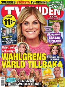 TV-Guiden – 20 augusti 2019