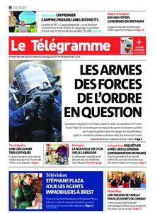 Le Télégramme Auray – 29 janvier 2020