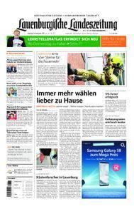 Lauenburgische Landeszeitung - 12. September 2017