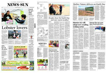Lake County News-Sun – April 23, 2018
