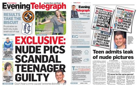 Evening Telegraph First Edition – September 09, 2019