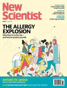 New Scientist International Edition - August 11, 2018