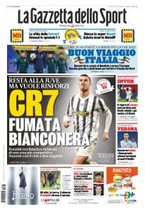 La Gazzetta dello Sport Udine - 25 Marzo 2021