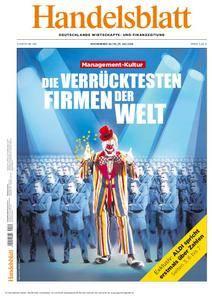 Handelsblatt - 29. Juli 2016
