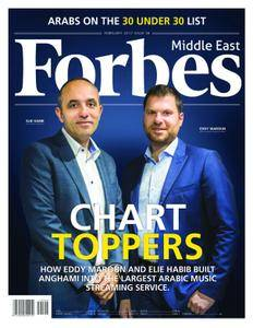 Forbes Middle East English Edition - February 2017