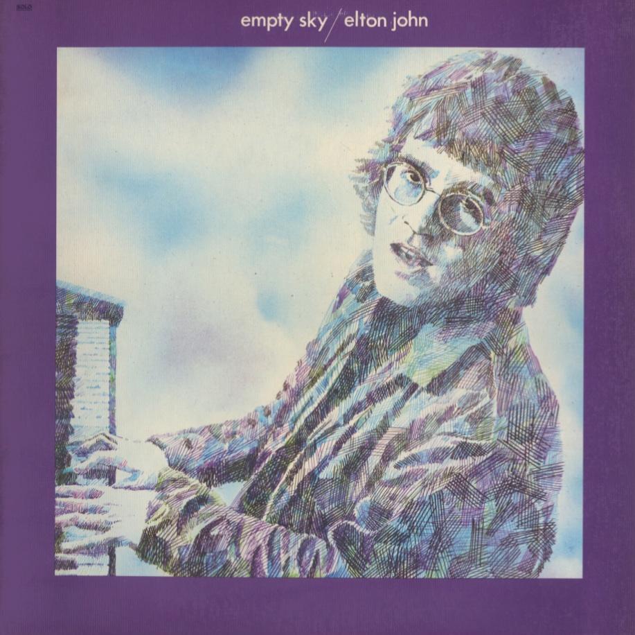 Elton John - Empty Sky (1969) DJM Records/DJLPS 403 - UK 1st Pressing - LP/FLAC In 24bit/96kHz