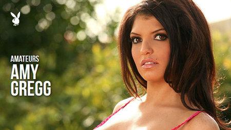 Amy Gregg - Playboy's Busty Babes (set 1)