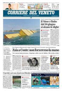 Corriere del Veneto Vicenza e Bassano – 01 maggio 2020