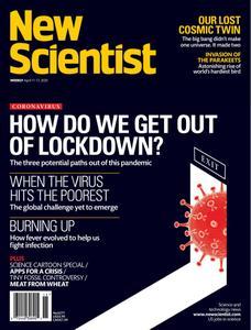 New Scientist - April 11, 2020
