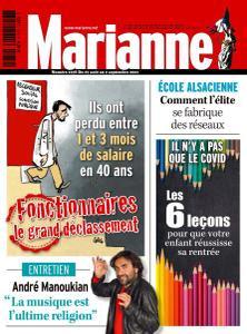 Marianne - 27 Août 2021