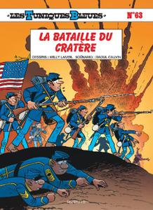 Les Tuniques Bleues T63