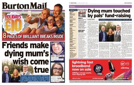 Burton Mail – January 07, 2020