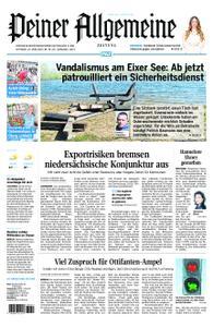 Peiner Allgemeine Zeitung - 24. April 2019