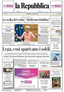 la Repubblica - 17 Settembre 2020