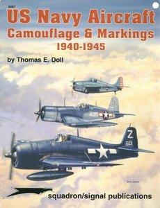 US Navy Aircraft Camouflage & Markings 1940-1945 (Squadron Signal 6087) (repost)