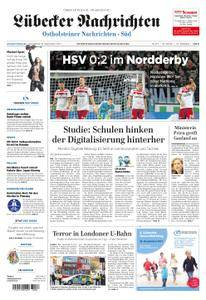 Lübecker Nachrichten Ostholstein Süd - 16. September 2017