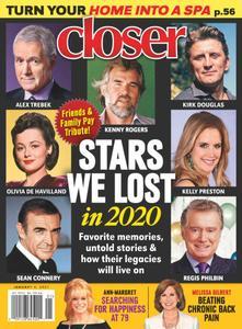 Closer USA - January 04, 2021