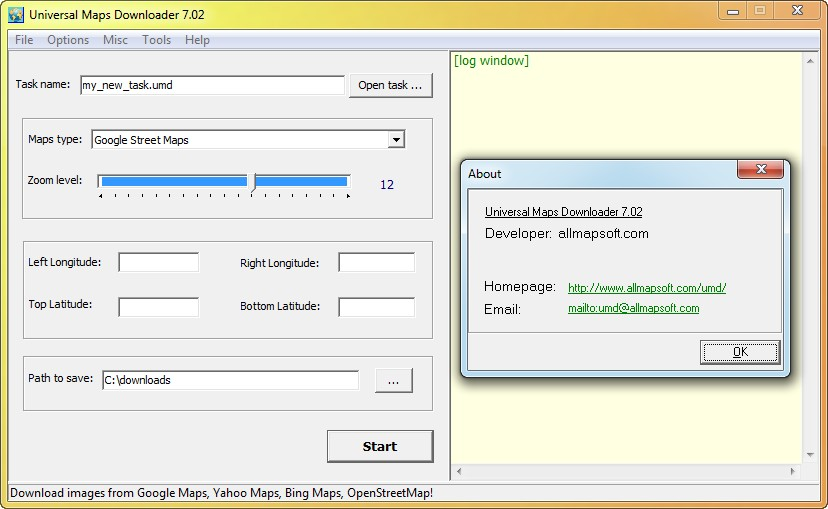 SoftOnPc Universal Maps Downloader 7 02 / AvaxHome