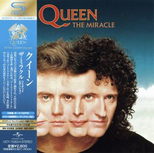 Queen - The Miracle (1989) [2CD, 40th Anniversary Edition]