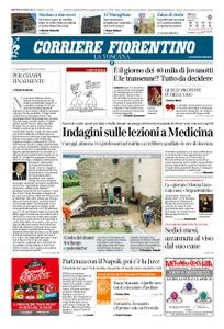 Corriere Fiorentino La Toscana – 30 luglio 2019