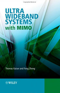 Ultra Wideband Systems with MIMO (repost)
