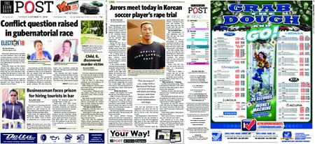 The Guam Daily Post – October 11, 2018