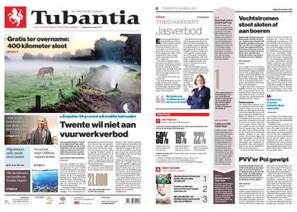 Tubantia - Enschede – 23 november 2018