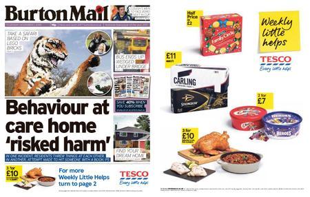 Burton Mail – November 01, 2018