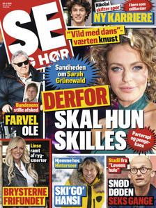SE og HØR – 20. februar 2019