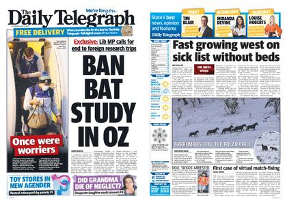 The Daily Telegraph (Sydney) – May 04, 2020