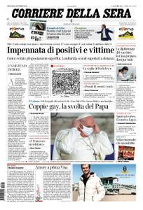 Corriere della Sera – 22 ottobre 2020