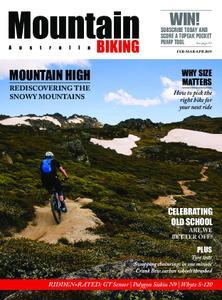 Mountain Biking Australia – February 2019
