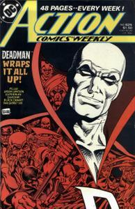 Action Comics 625 (1988