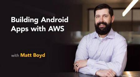 Building Android Apps with AWS