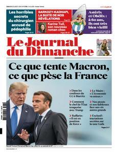 Le Journal du Dimanche - 25 août 2019