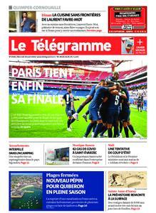 Le Télégramme Ouest Cornouaille – 19 août 2020