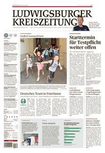 Ludwigsburger Kreiszeitung LKZ - 29 Juli 2021