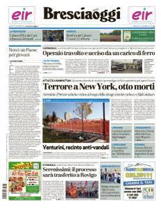 Brescia Oggi - 1 Novembre 2017