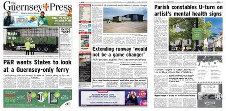 The Guernsey Press – 13 December 2018