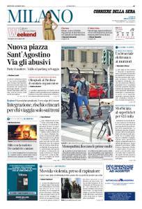 Corriere della Sera Milano – 01 agosto 2019