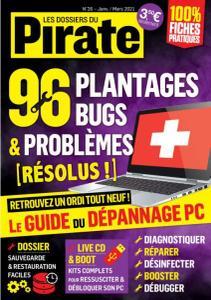 Pirate Informatique Hors-Série - Janvier-Mars 2021